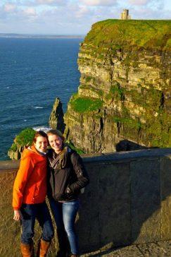 Cliffs of Moher, Ireland, 2013