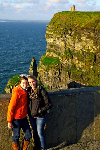 Cliffs of Moher, Ireland, 2013