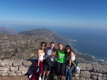 Table Mountain, Cape Town, South Africa 2011