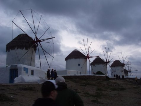 Mykonos, Greece 2009
