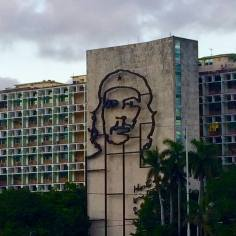 Che Guevara memorialized