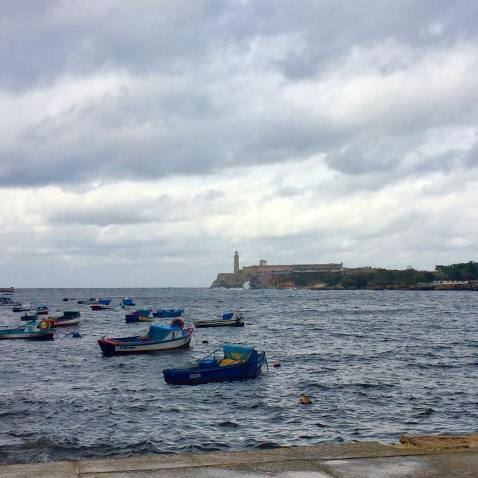 Havana harbor